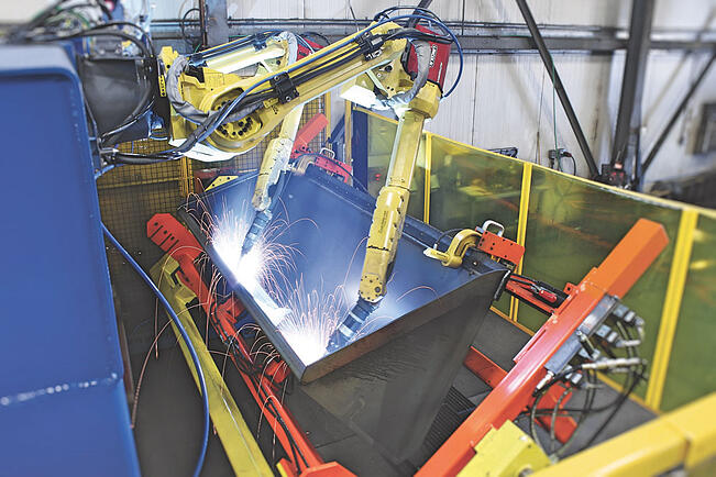 Robotic Welding and Its Impact on Quality and Manufacturing Jobs