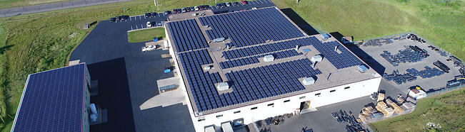 Virnig Powers 40 Percent of Business Through Solar Energy