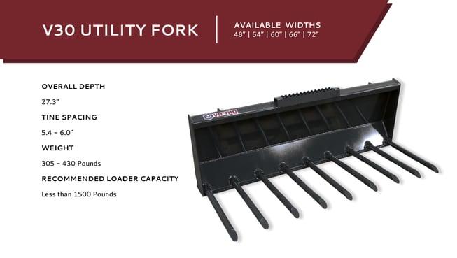 V30 Utility Fork