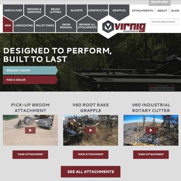 Virnig website